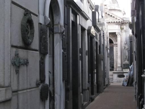 Recoletta Cemetery